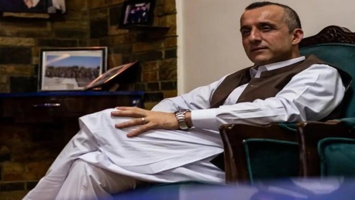 अमरुल्लाह सालेह ने कहा देश तानाशाही को खारिज करता है