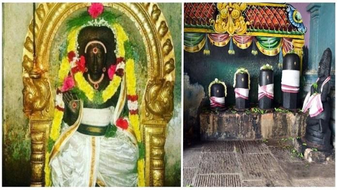 तमिलनाडु के तिरुवरुर स्थित आदि विनायक मंदिर