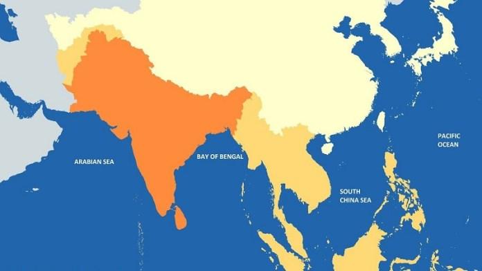 अखंड भारत, विभाजन