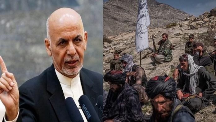 अफगानिस्तान में आखिरकार तालिबान का शासन