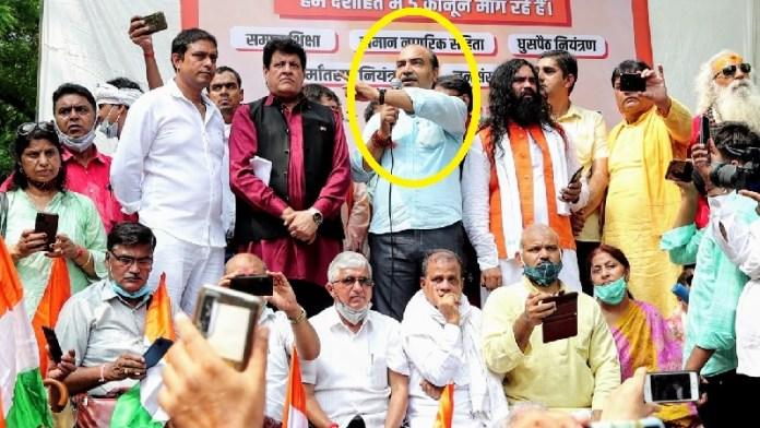 अश्विनी उपाध्याय गिरफ्तार, दिल्ली पुलिस