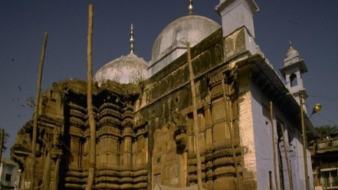 ज्ञानवापी मस्जिद, पूजा, प्रतिमाओं