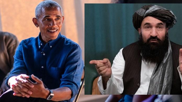 खैरुल्लाह खैरख्वाह, बराक ओबामा, तालिबान