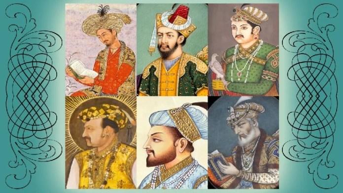 मुगलों, भारत सरकार, वेबसाइट