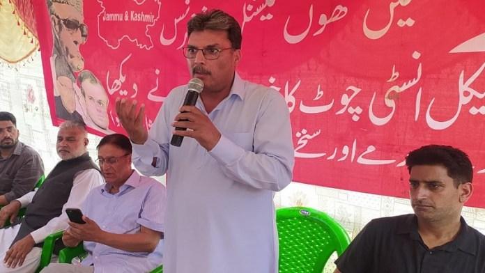 Shafqat Ali Watali, शफाकत अली वटाली, तालिबान