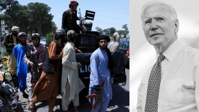 तालिबान, अफगानिस्तान, अमेरिका
