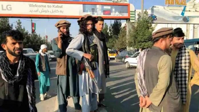 तालिबान, अफगानिस्तान, भारत, काबुल