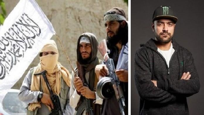 अफगानिस्तान में तालिबान के अत्याचार पर क्रिकेटर राशिद खान ने लगाई मदद की गुहार