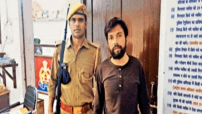 मेरठ लव जिहाद का आरोपित अब्दुल सलाम गिरफ्तार
