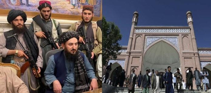 अफगानिस्तान में मस्जिद का उपयोग करने की योजना में तालिबान