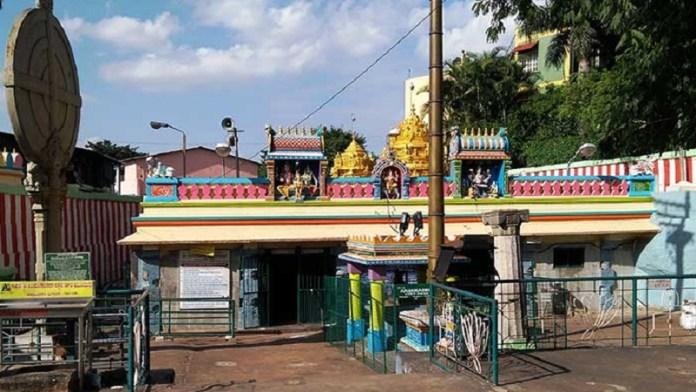 गवी गंगाधरेश्वर मंदिर बेंगलुरु