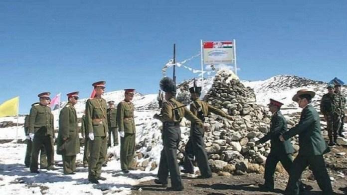 पूर्वी लद्दाख में भारत और चीन की सेना का डिसइंगेजमेंट