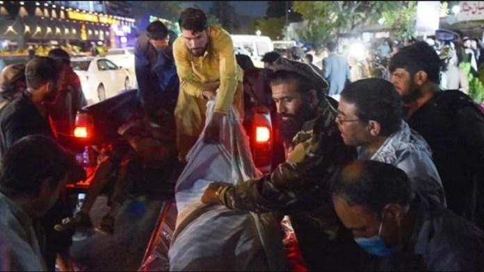 काबुल एयरपोर्ट धमाका