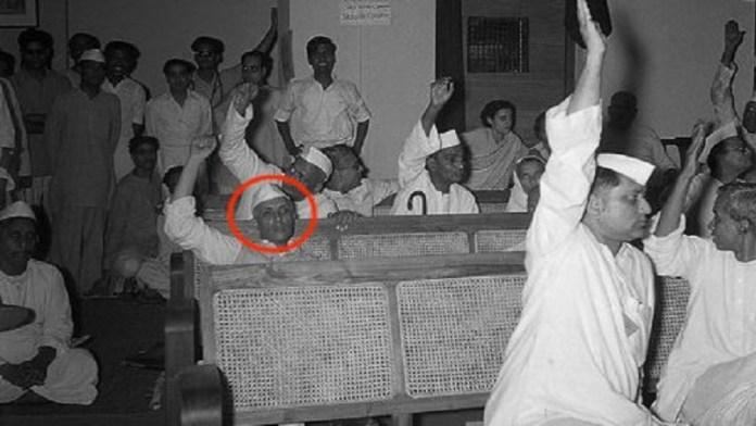 भारत-पाक विभाजन, पंडित जवाहरलाल नेहरू