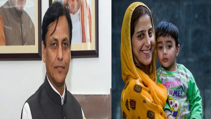 कश्मीर पंडित मोदी सरकार