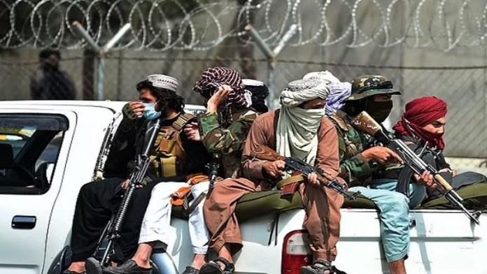 तालिबान की बर्बरता