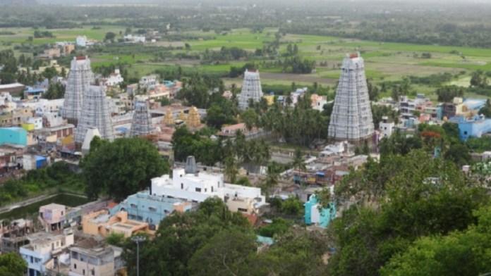 तमिलनाडु का वेदगिरीश्वर मंदिर