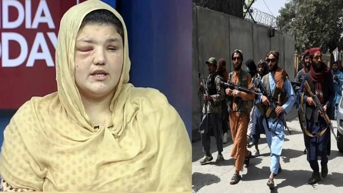 अफगान महिला इंस्पेक्टर गोली