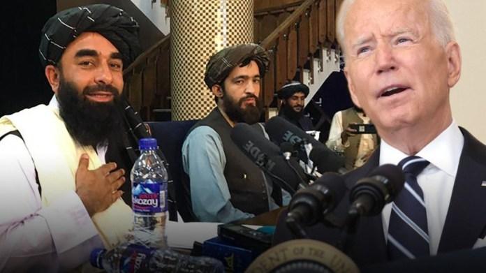 तालिबान सरकार अमेरिका