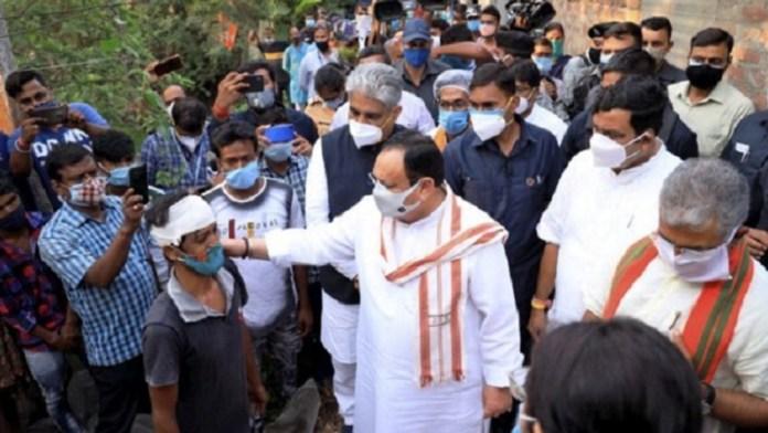बंगाल हिंसा, बीजेपी, हत्या