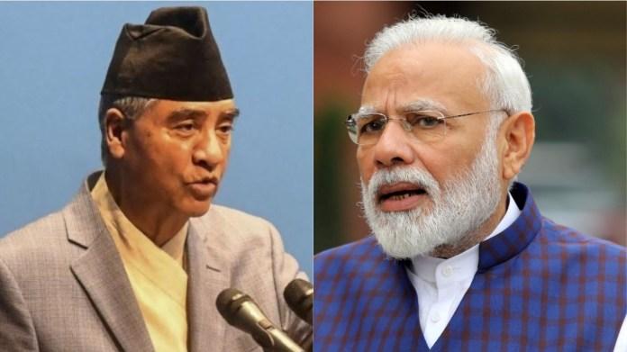 नेपाल, भारत, पीएम मोदी