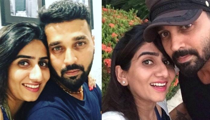 Murali-Vijay-Indian-Cricketer-Wife
