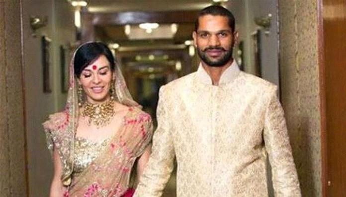 Shikhar-Dhawan-Indian-Cricketer-Wife