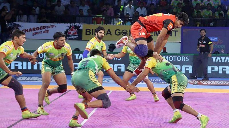 Bengaluru Bulls vs Patna Pirates Match Summary
