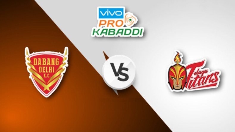 Dabang Delhi vs Telugu Titans Dream11 Prediction