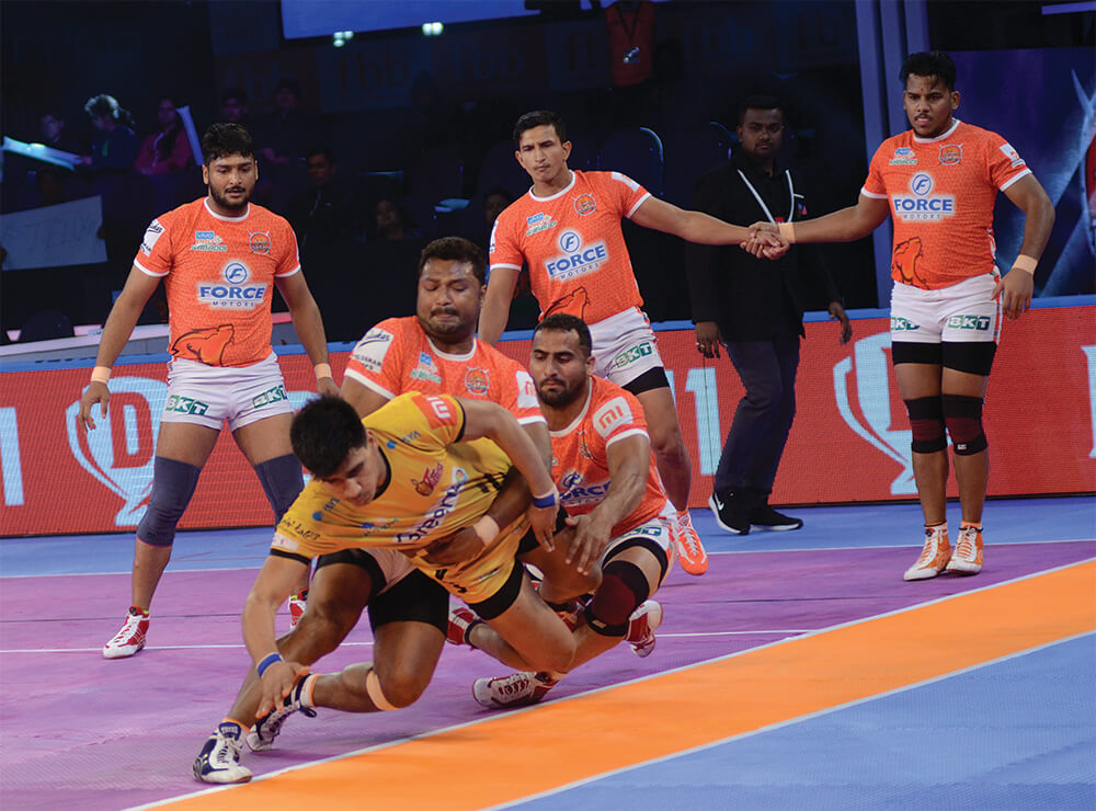 Puneri Paltan Team Season 7