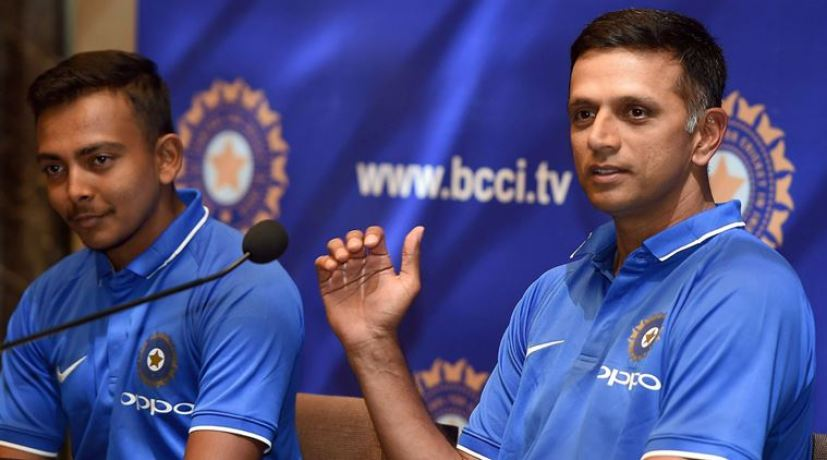 Rahul Dravid Appointed as NCA Head
