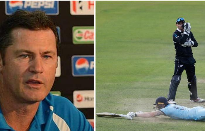 Simon Taufel Statement on Overthrow