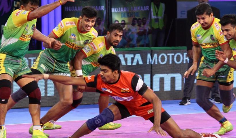 bengluru bulls vs patna pirates