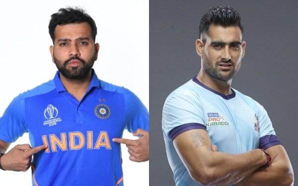 Cricket Khiladi or Kabaddi Khiladi Me Samaantaen