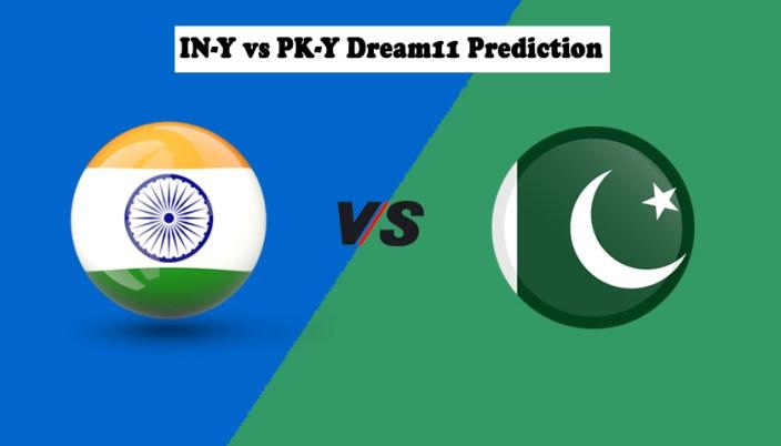 IN-Y vs PK-Y Dream11 Prediction