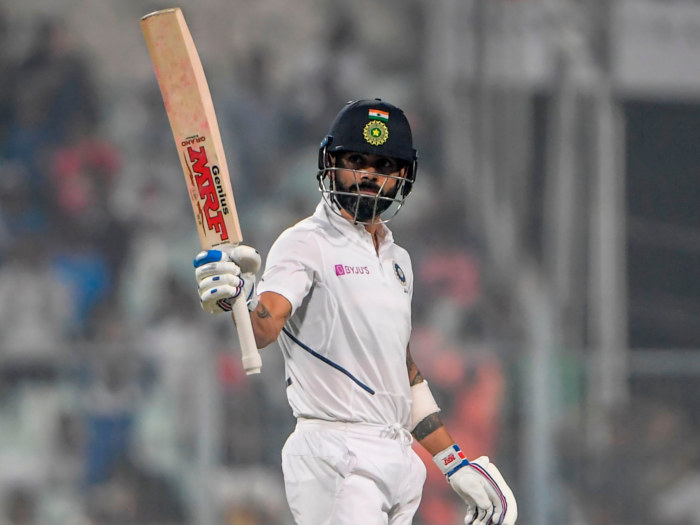 Latest ICC Test Rankings For Batsmen Steve Smith loses his top spot to Virat Kohli