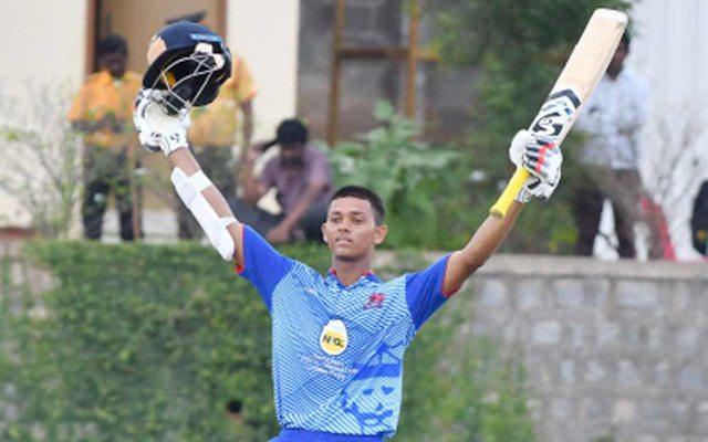 Yashasvi Jaiswal Credits Rahul Dravid For His Improvement
