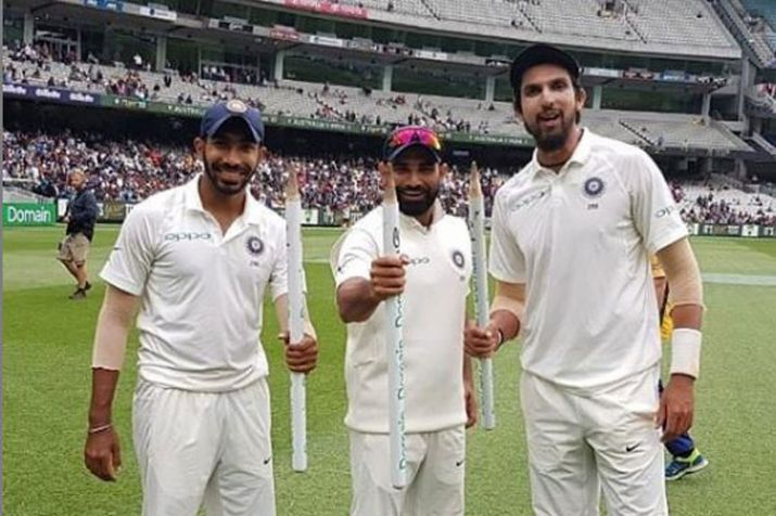 Indian Fast Bowlers 2019 Test