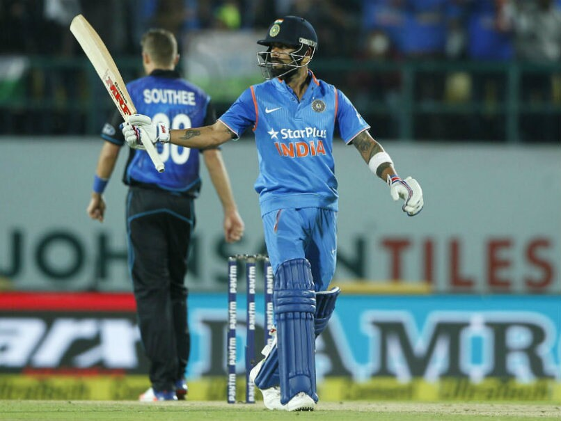 virat kohli 154 vs new zealand