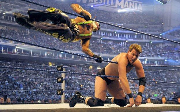 JBL vs rey mysterio