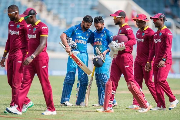 West Indies ODI, T20 squad selection for India tour