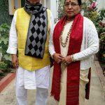 Sharda Sinha Husband