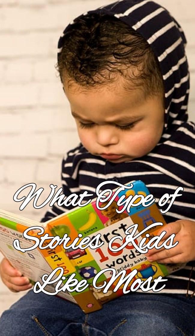 What Type of Story Kids Like Most in Hindi - बच्चों को किस तरह कि कहानियाँ पसंद है?
