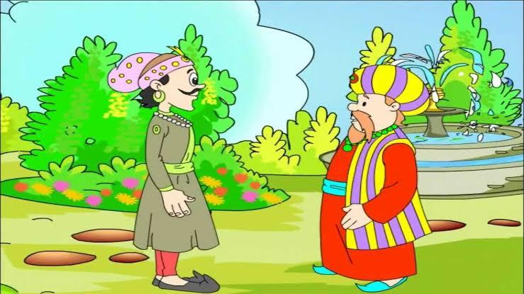 Kathal ka ped Akbar and Birbal