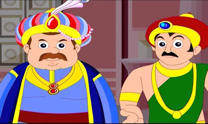akbar and birbal- bhagwan ki khoj