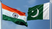 India flag & Pakistan Flag