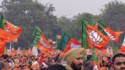 BJP Flags
