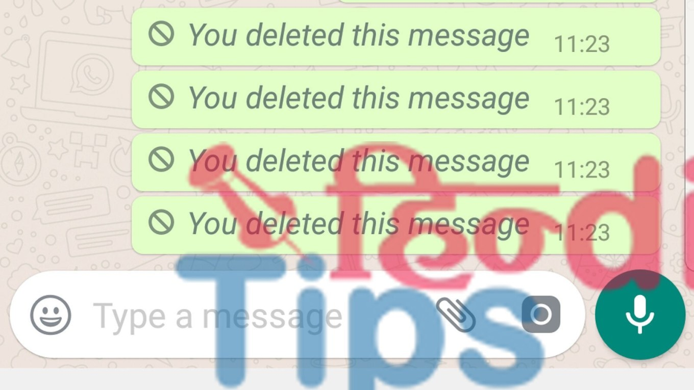 Whatsapp Deleted Messages Recover