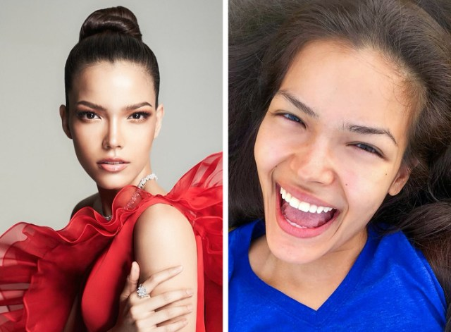 "15 ""Miss Universe 2019"" Contestants Who Don't Feel Shy About Going Makeup-Free"