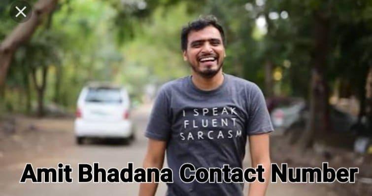Amit Bhadana Contact Number
